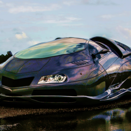 A WATER-POWERED VEHICLE CONCEPT