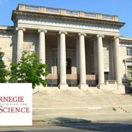 27th Annual Carnegie Institute of Science's Fundamental Physics GRAND PRIZE