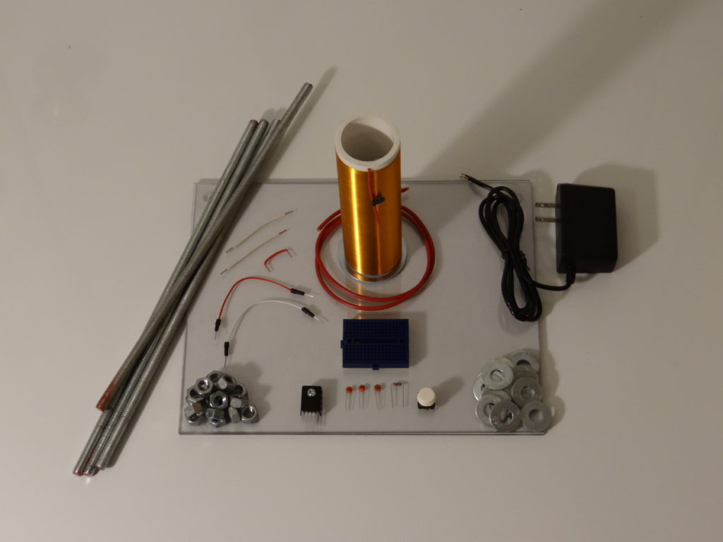 Drew Paul Designs Easy Tesla Coil Kit